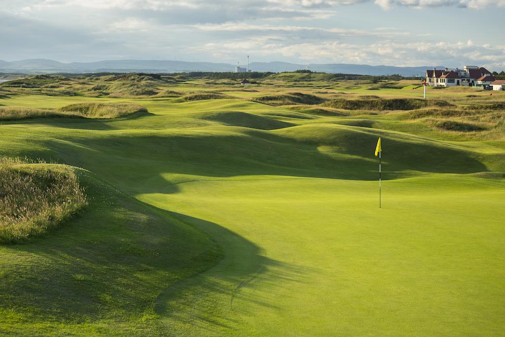 Western_Gailes_golf_9